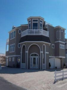 Photo for Surf City Ocean Front Home  79941