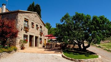 Self catering Cal Barrusca for 8 people