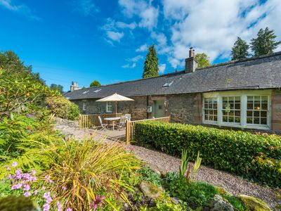 Photo for Cosy country cottage in the heart of the Scottish Borders