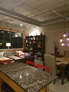 Photo for Historic 2-bedroom loft steps away from Final Four!