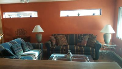 Photo for Cozy, pet friendly home in downtown Patagonia.