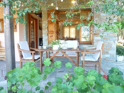 Photo for Holiday apartment Alogoporos for 2 - 4 persons with 1 bedroom - Holiday apartment