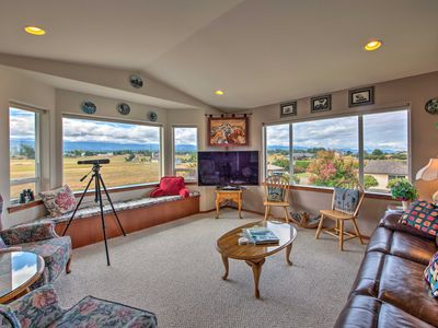 Photo for Charming Sequim Home w/ Olympic Peninsula Views!