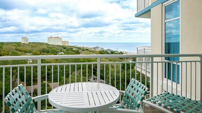 Photo for Ocean View Two Bedroom Condo at Myrtle Beach