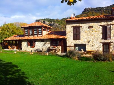 Photo for Rural house (full rental) Torre Ximena and La Antigua for 4 people