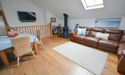 Photo for Stables Character Barn Conversion | Beach Pass | Log Burner | Wifi | DogFriendly
