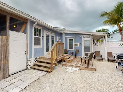Photo for NEW LISTING! Dog-friendly retreat w/separate studio & grill!