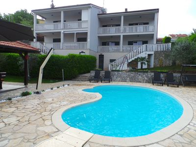 Photo for Holiday house With pool 100 m from the beach