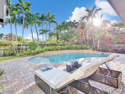 Photo for Tropical Wilton Manors Oasis