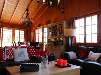 Photo for Chalet Belle Poncke Nendaz 4 Vallées