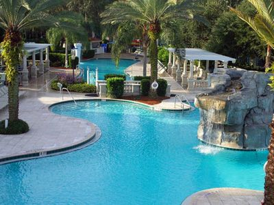 Photo for *LARGE 3BR/Sleeps 8* STAR ISLAND RESORT ONLY 4 MILES TO DISNEY! ON LAKE CECILE!