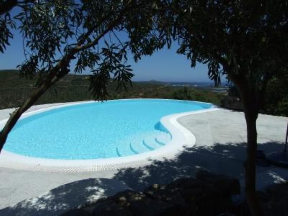 Maison  Villa  San Pantaleo Piscine Prive Avec Incomparable Vue