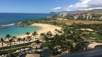 Photo for Ko Olina Beach Club 2BR PENTHOUSE VILLA, OCEANFRONT! Fourth of July Holiday Week