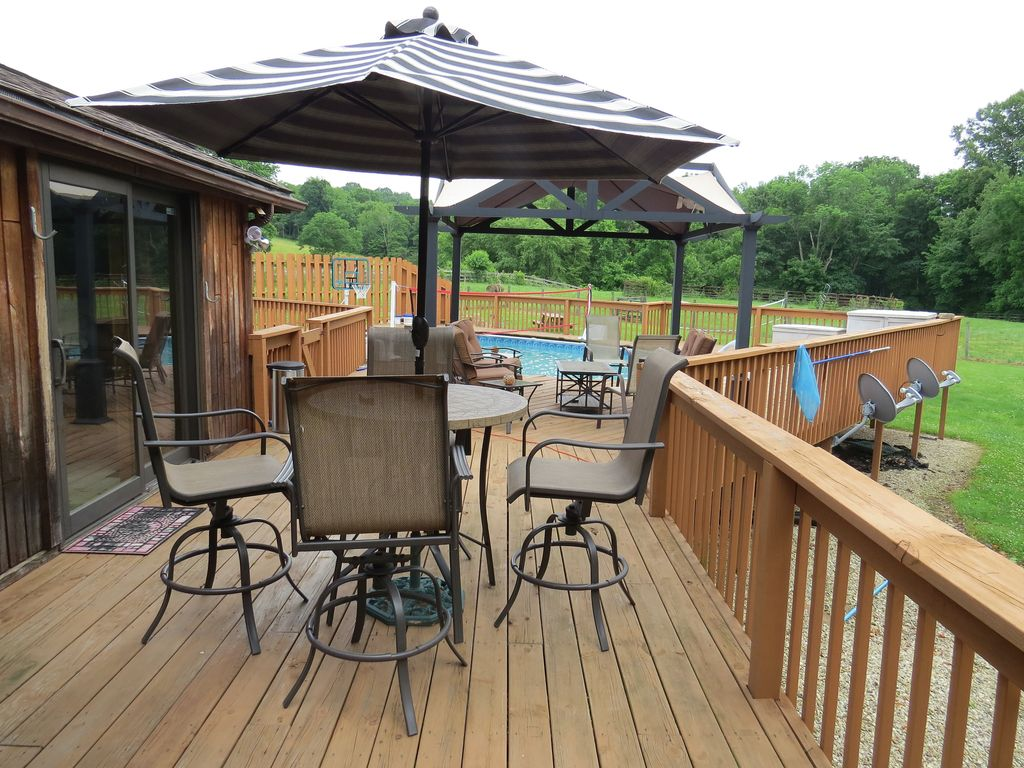 the lodge is a leader in the hocking hills vrbo