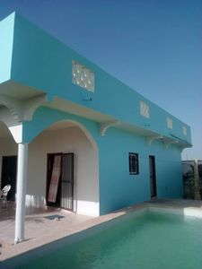 Photo for WARANG - Villa 6 persons private pool and close to the beach