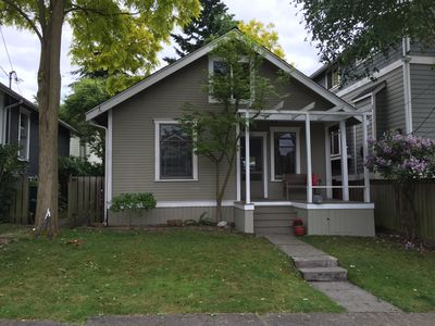 Charming Fremont Bungalow in Seattle