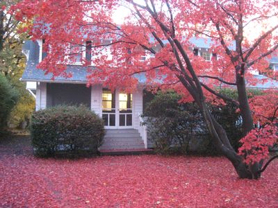 Photo for Old Greenwich Beach House For Thanksgiving Or Annually