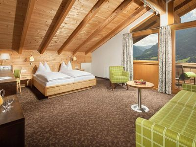 Photo for Panoramic suite, separate toilet and shower - Hotel Metzgerwirt