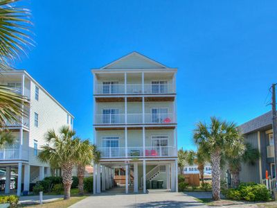 Photo for Abaco Dunes 1, Magnificent 3800 SF Private Home, Private Pool, Sleeps 24 in North Myrtle Beach