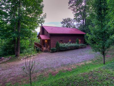Photo for Nantahala's Magical & Serene Mountain Views, Pet Friendly