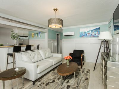 Photo for Positano - Ground Floor Condo 3 Minute Walk to Surf and Sand!