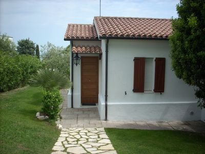 Photo for N110 - Numana, villa with garden and sea view
