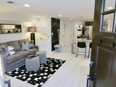Photo for Stylish & Modern Apt in the heart of Shaw ~ Sleeps 4 WALK to metro!