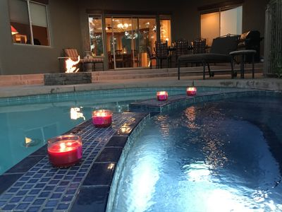Photo for Sedona Siesta Private Pool & Spa, Red Rock Views, Luxury In Town Location