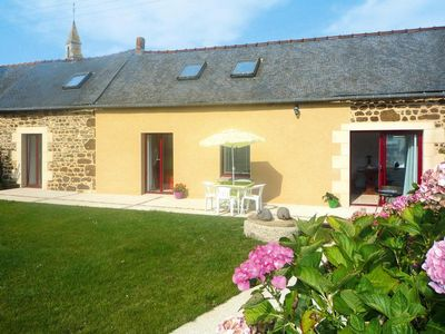 Photo for Semi-detached house, Tréguidel  in Côtes d'Armor - 4 persons, 2 bedrooms