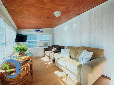 Photo for Oceanfront Ocean Drive Cottage
