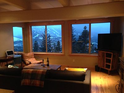 Photo for Incredible Views! Updated Apt. overlooking all of Breckenridge