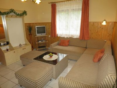 Photo for Vacation home Nimród (FOD120) in Balatonfenyves - 6 persons, 3 bedrooms