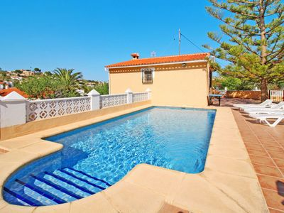 Photo for Vacation home El Pozo (CLP270) in Calpe/Calp - 6 persons, 3 bedrooms