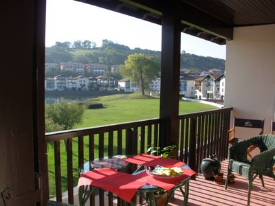 Photo for SOCOA Bay SAINT-JEAN-DE-LUZ, 200m from the beach, WIFI