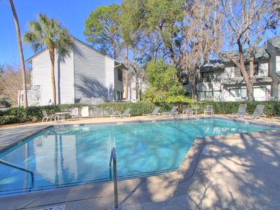 Photo for Remodeled Pet Friendly 78 Ocean Breeze, Free Bikes, Pool, Tennis