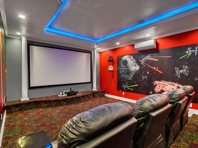 Photo for Totally Renovated-Incredible Movie Theater-Themed Bedrooms-NEW Water Park!