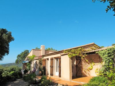 Photo for Vacation home Ferienhaus (GRI185) in Grimaud - 6 persons, 3 bedrooms