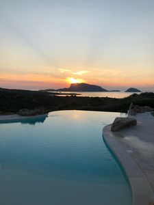 Photo for musa villa with swimming pool and sea view