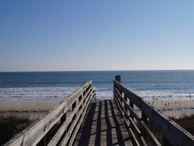Photo for Fabulous Family Home Steps from the Beach in South Litchfield!