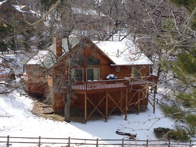 Photo for Family-Friendly Moonridge Cabin