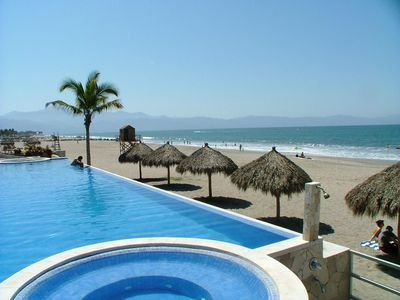 Photo for Oceano Sueno - A  Luxury Direct Beachfront 3BR/2BA Boutique Property