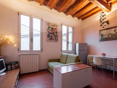 Photo for Apartment with two bedrooms in Florence