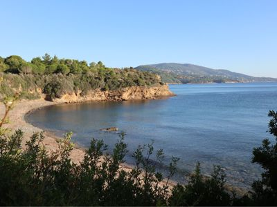 Photo for Norsi beach in Capoliveri, 10 beds, directly on the beach, guaranteed privacy.