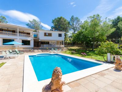 Photo for YourHouse Can Marques - villa with private pool near the sea