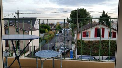 Photo for Apartment near RER A / SNCF and shops