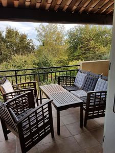 Photo for 4 room apartment 86 m² on the 1st floor of a villa - 2 to 6 people