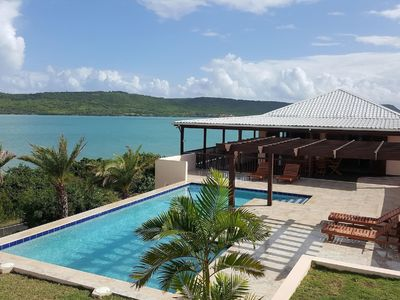 Luxurious 4 Bedroom Villa With Pool ~ Amazing Sea Views And Cooling Trade Winds