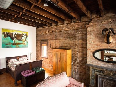 Sunny, Spacious U0026 Central: Fabulous Suite In The Heart Of Historic Hudson,  NY