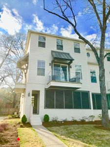 Photo for *New Rates* New Townhome-- Walk to the Square, Short Drive to Campus