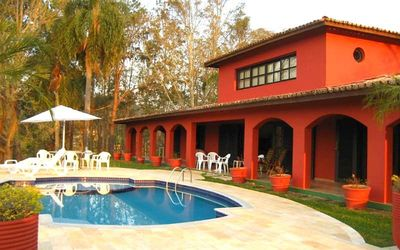 Photo for Beautiful Front House for Dam, Pisc, Quadr, BBQ, WIFI, SKYTV, 114milm² / 40min S